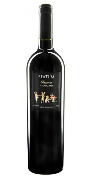 Dolium Beatum Malbec Reserva 2007