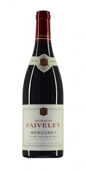 """Domaine Faiveley Mercurey 1er Cru """"Le Clos du Roy"""" 2014"""