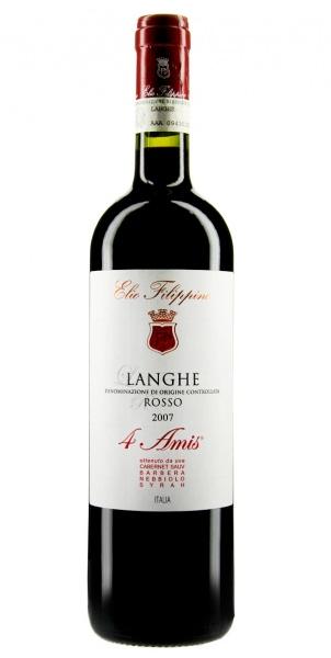Elio Filippino Langhe Rosso 4 Amis 2007