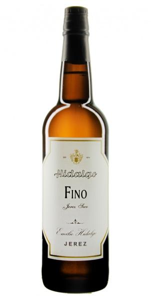 Emilio Hidalgo Sherry Fino