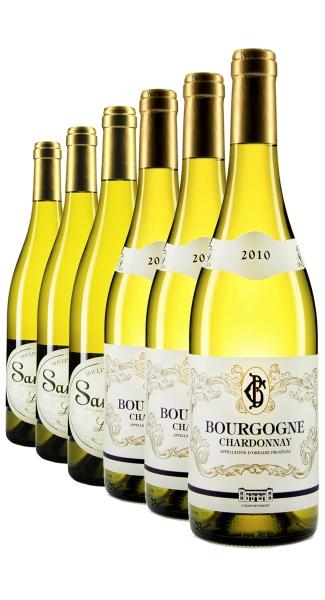 Weinpaket Frankreich weiß (6FL x 0.75L)