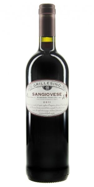 Azienda Il Grillesino Sangiovese Maremma Toscana IGT 2011