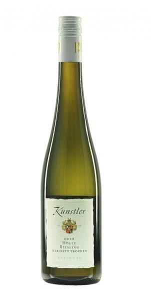 Weingut Künstler Hölle Riesling Kabinett 2016