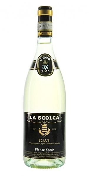 La Scolca Gavi dei Gavi Etichetta Nera DOCG 2011