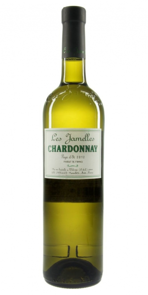 Les Jamelles Chardonnay 2015
