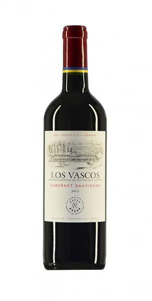 Los Vascos Valle de Colchagua Domaines Barons de Rothschild 2013