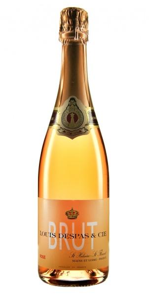 Louis Despas Brut rosé