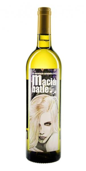 Macià Batle Maceracio Carbonica Blanco 2012