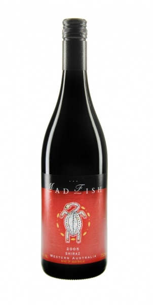 Madfish Wines Shiraz 2005