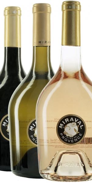 Weinpaket Miraval Cotes de Provence