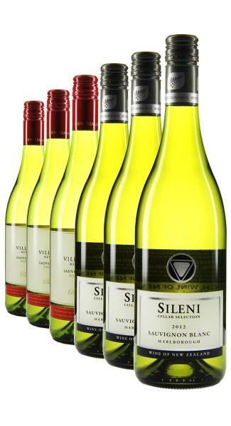 Weinpaket Neuseeland weiß