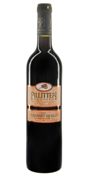 Pillitteri Estates Winery Cabernet Merlot 2009