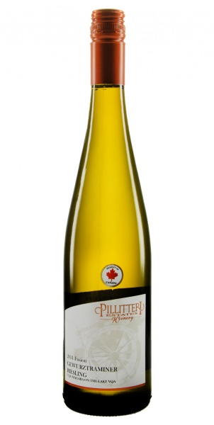 Pillitteri Estates Winery Gewürztraminer Riesling 2010