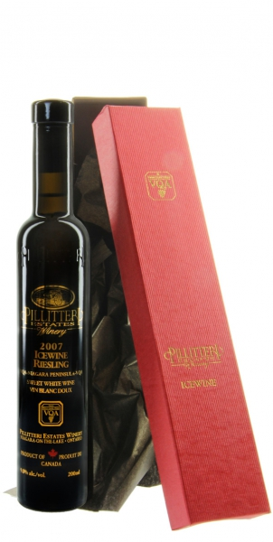 Pillitteri Estates Winery Riesling Eiswein 0,2L 2007