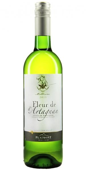 Plaimont Fleur de d'Artagnan blanc 2011