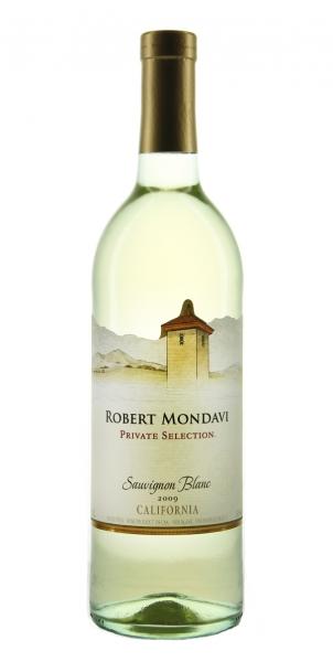 Robert Mondavi Private Selection Sauvignon blanc 2009