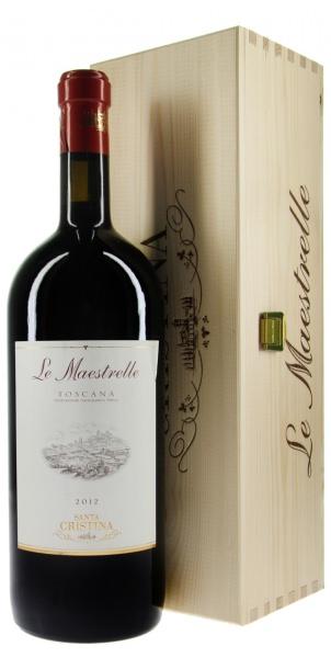 Santa Cristina Le Maestrelle Toscana IGT Magnum 1,5L in HK 2012