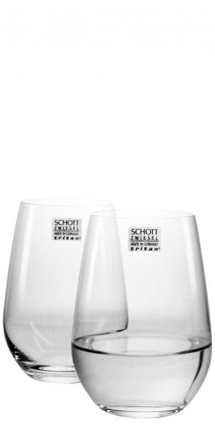 4 Wasser- Longdrinkgläser Vina Schott Zwiesel