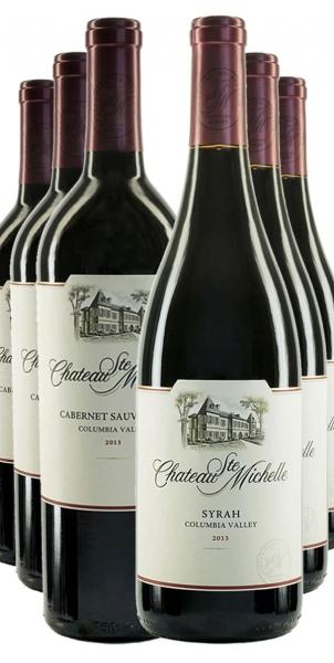 Weinpaket Columbia Valley