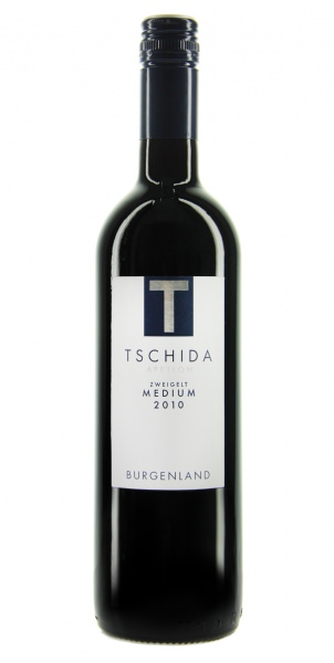 Weingut Tschida Zweigelt Medium 2010