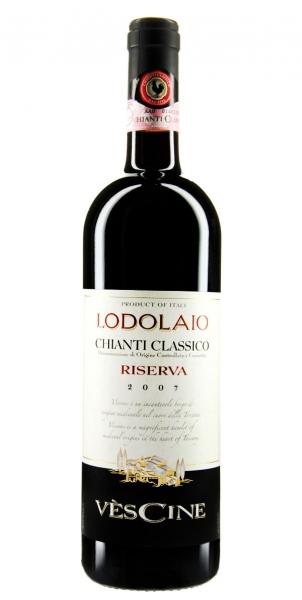 Vèscine Lodolaio Chianti Classico Riserva 2007