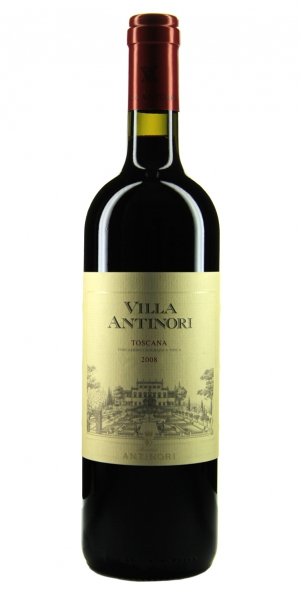 Villa Antinori Rosso Toscana IGT 2008