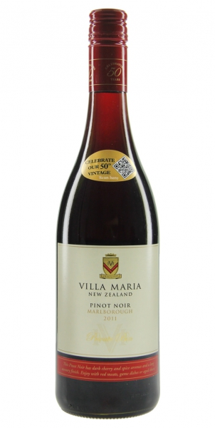 Villa Maria Pinot Noir Private Bin 2011