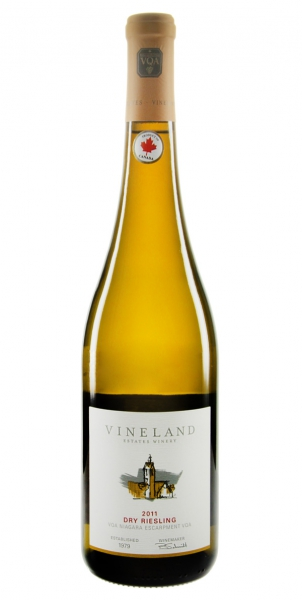 Vineland Estates Winery Riesling trocken 2011