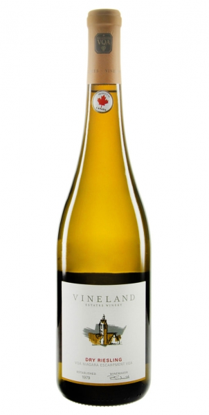 Vineland Estates Winery Riesling trocken 2012