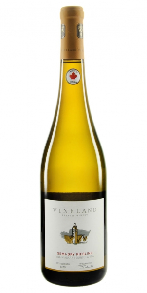 Vineland Estates Winery Riesling halbtrocken 2012