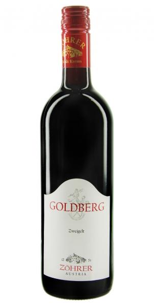 Zöhrer Zweigelt Goldberg 2011