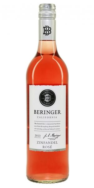 Beringer Classic Zinfandel Rose 2013