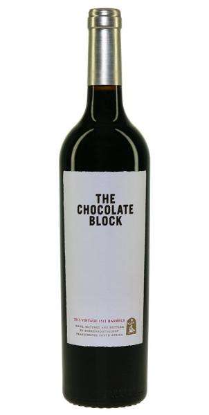 Boekenhoutskloof Chocolate Block 2013