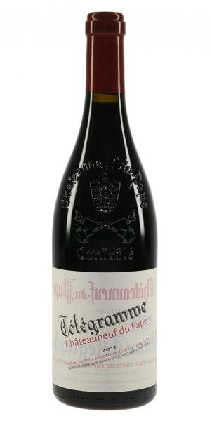 Vignobles Brunier Télégramme Châteauneuf du Pape ...