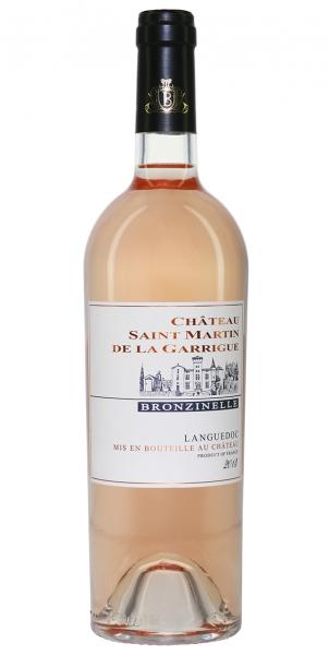 Saint Martin de la Garrigue Bronzinelle Rosé 2013