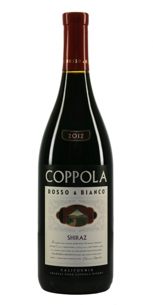 Francis Ford Coppola Winery Rosso   Bianco Shiraz 2012
