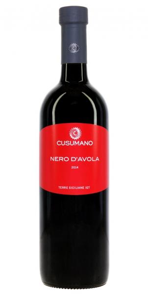 Cusumano Terre Siciliane Nero d'Avola IGT 2014