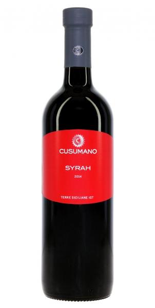 Cusumano Terre Siciliane Syrah IGT 2014