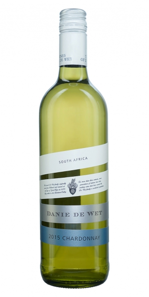 Danie de Wet Good Hope Chardonnay 2015