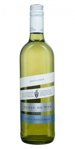 Danie de Wet Good Hope Chardonnay 2015