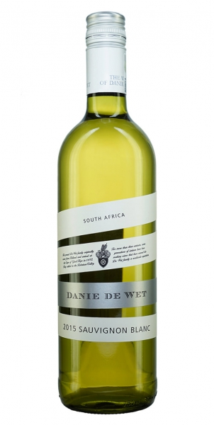 Danie de Wet Good Hope Sauvignon Blanc 2015
