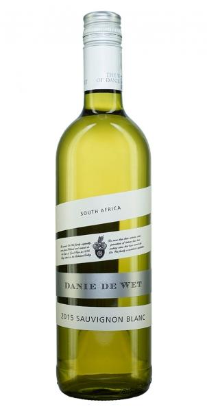 Danie de Wet Good Hope Sauvignon Blanc 2015