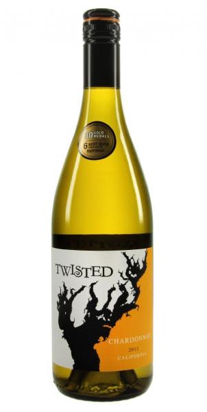 Delicato Twisted Chardonnay 2013