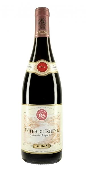 Guigal Côtes du Rhône Rouge 2012