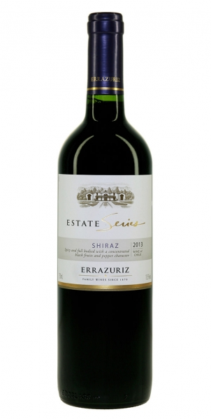 Errazuriz Estate Syrah 2013
