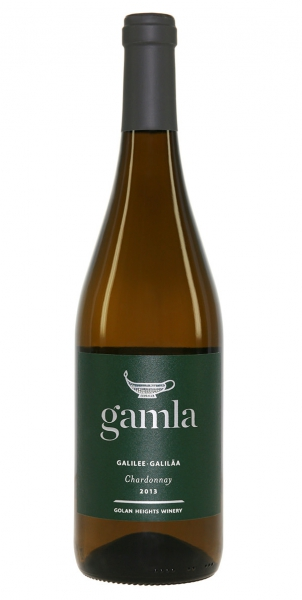 Golan Heights Winery Gamla Chardonnay 2013