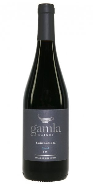 Golan Heights Winery Gamla Syrah 2011