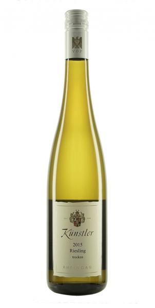 Weingut Künstler Rheingau Riesling QbA 2015