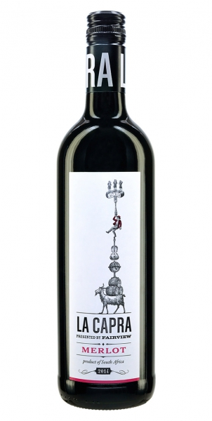 Fairview La Capra Merlot 2014