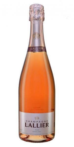Lallier Rosé Grand Cru